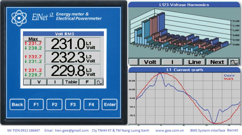 Elnet LT Color Bacnet Power Meter Accurate 0.1-0.2  www.gee.com.vn.png