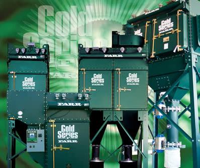 Những điều chưa biết về máy gom bụi (Dust collector) - Lọc camfil - Camfil air filter