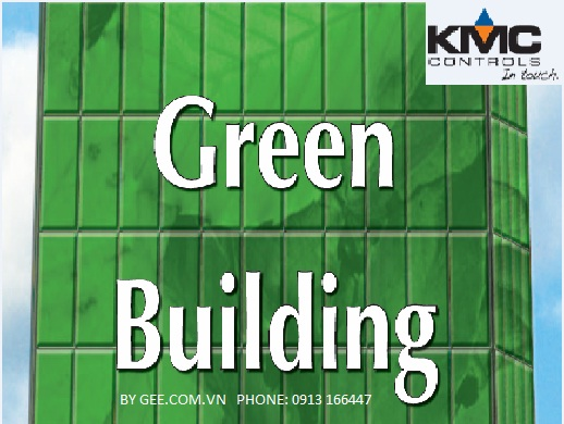 Green Building-BMS System KMC Controls-USA-1.