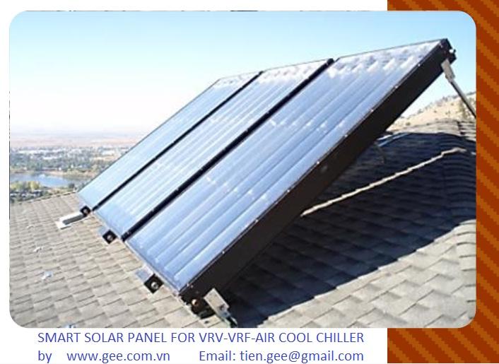 SOLAR PANEL FOR VRV-VRF-AIR COOL CHILLER   USA-1.