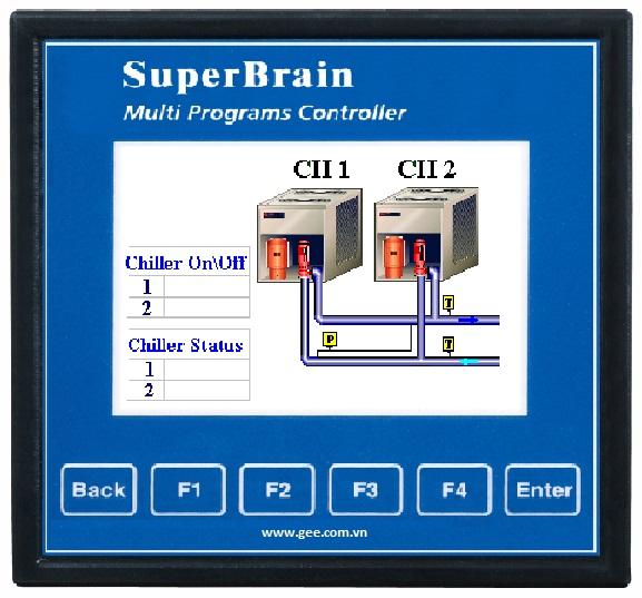 SuperBrain DDC Controller-Bacnet.
