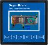 SuperBrain Color 3D Graphic.